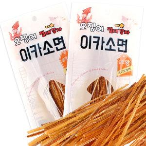 삼호식품 오징어채 이카소면 20봉 /진미오징어