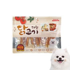 더원 치킨껌 300g/애견간식/강아지간식