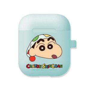 파자마짱구 에어팟 케이스+철가루방지 스티커 커버