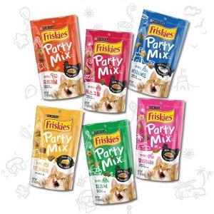 (현대Hmall)파티믹스 6가지 맛 2팩+3팩 총5팩 (2가지맛 선택가능)