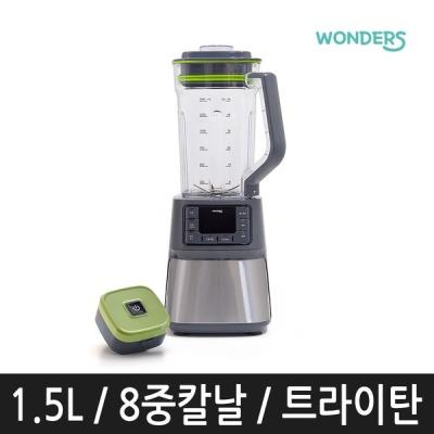 [원더스] 초고속 진공블렌더 믹서기 원더스 메이킹 WB1000