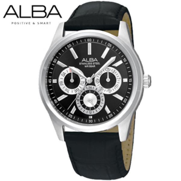 타임앤터치 [ALBA 정품] 알바시계 모던클래식 손목시계 ASPD47X1