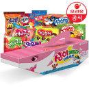 오리온 상어패밀리 핑크 (과자10종12제품)