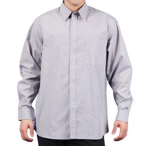 RO36 남성 와이셔츠 긴팔 남방 드레스 셔츠 정장 남성