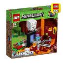 레고 마인크래프트 21143 네더 포털