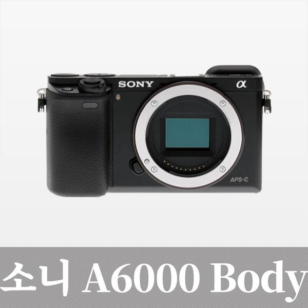 소니정품 a6000 BODY 렌즈미포함  도우리