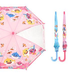 핑크퐁 47 우산  상어가족물속이야기-한폭POE-10013   M0242