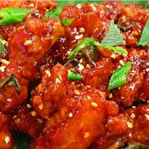 속초중앙시장맛집동해쌀닭강정1700g순살닭강정1300g