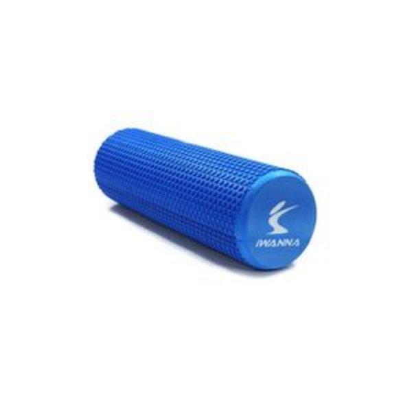 KO 폼롤러(육각) 45 (블루) 근육운동 헬스도구 마사지