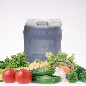 목초액 20리터 뿌리발근제 식물영양제 액상비료