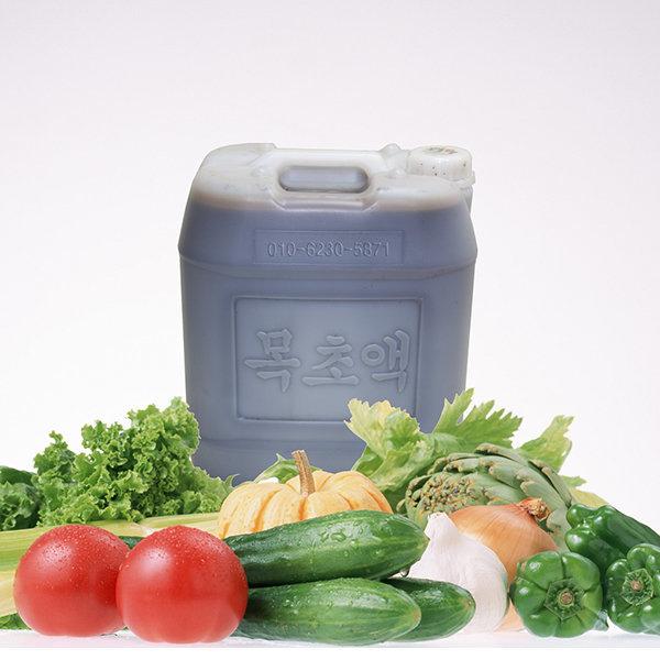 목초액 20리터 뿌리발근 식물영양 액상비료