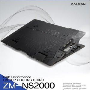 잘만  ZM-NS2000 /받침대/쿨러 / 쿨링패드