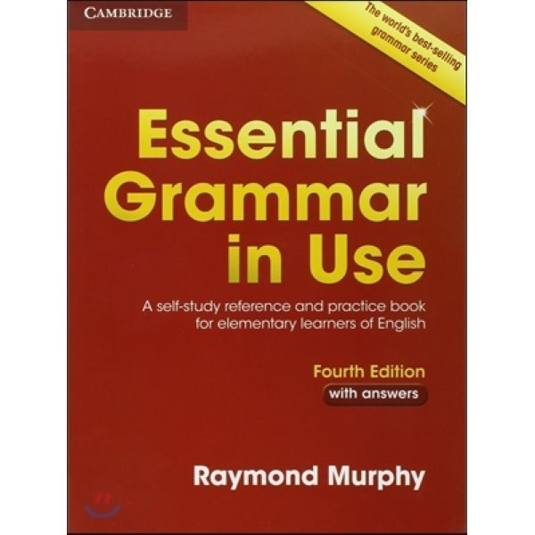 Essential Grammar in Use With Answers 4 E  Raymond Murphy