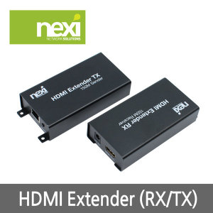 NX-HR772 HDMI 리피터 송수신기 EXTENDER RJ45 NX772