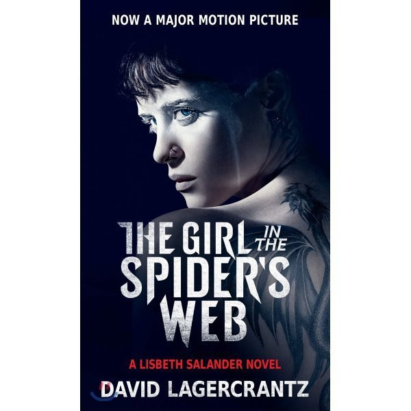 The Girl in the Spider s Web (Movie-Tie-In)  David Lagercrantz