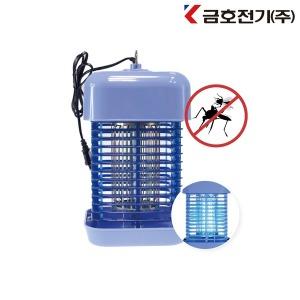 번개표 넉다운 전격살충기 KKD-2200 모기 모기퇴치기