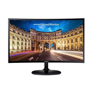 삼성전자 삼성모니터 정품 C27F390 Full HD 커브드