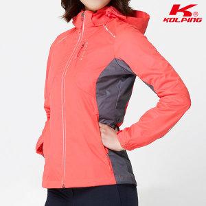 방풍 생활방수 기능 자켓 에머슨(여) KOJ0243W