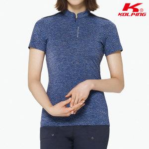 콜핑 여름 UV 차단 집업 티셔츠 아스코(여) KOT4771W