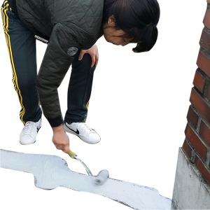 옥상방수 DIY 셀프 공사 외벽 크렉 판넬 방수제 방수