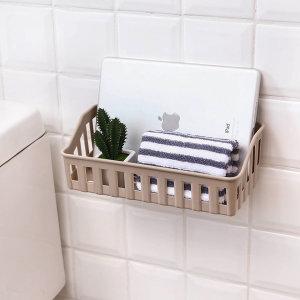 흡착식 욕실선반 /코너선반/욕실수납/욕실용품