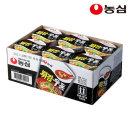 튀김우동컵 62g 6개입