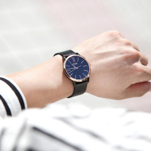 포체 남자 여자 커플 손목시계 FM7520