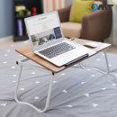 OMT 각도조절 원목 접이식 거실 사이드 테이블 ONA-A2