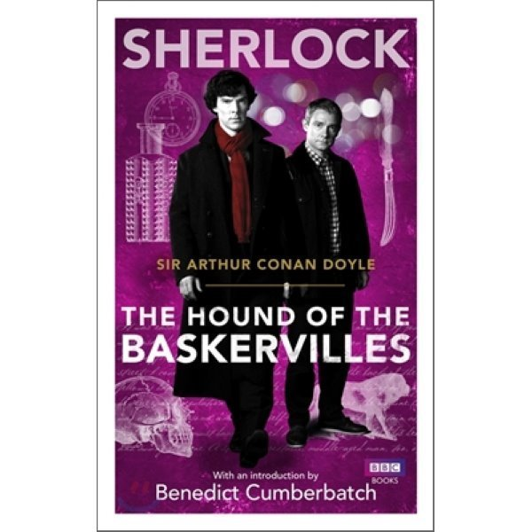 Sherlock : The Hound of the Baskervilles  Arthur Conan Doyle  Benedict Cumberbatch(INT)