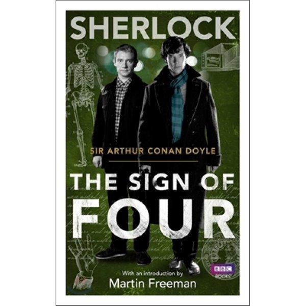 Sherlock : The Sign of Four  Arthur Conan Doyle  Martin Freeman(INT)