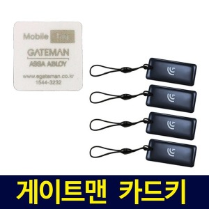 게이트맨 키태그 카드키 WG100 WG101