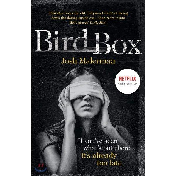 Bird Box : 산드라 불럭 주연 넷플릭스 영화  버드 박스  원작소설  Josh Malerman