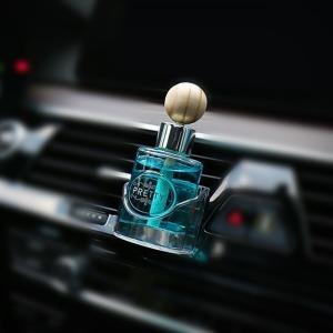 프리티 송풍구 디퓨져 방향제차량용 클린코튼/차향수