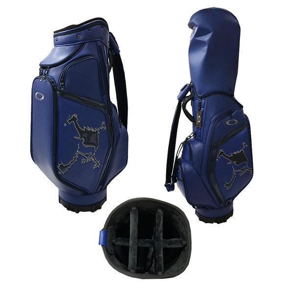 OAKLEY SKULL GOLF BAG 오클리 스컬 골프백 13.0 블루