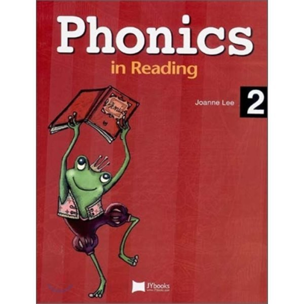 Phonics in Reading 2 : Student Book  Joanne Lee