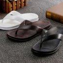 남녀공용쪼리 조리 샌들 신발 가죽쪼리 M708B 남성쪼