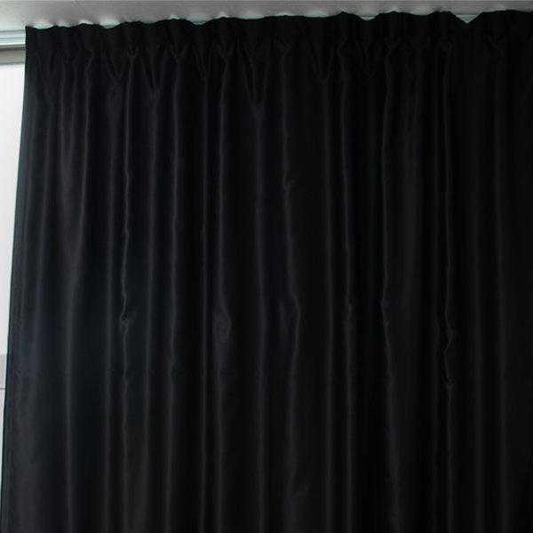검정 암막커튼 95%차단 호텔커튼 wc804 /