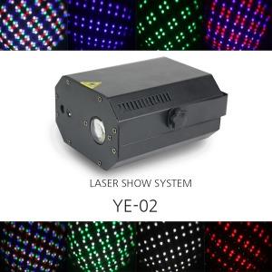 YE-02 LED LASER 노래방 헬스장 스피닝 무대 조명