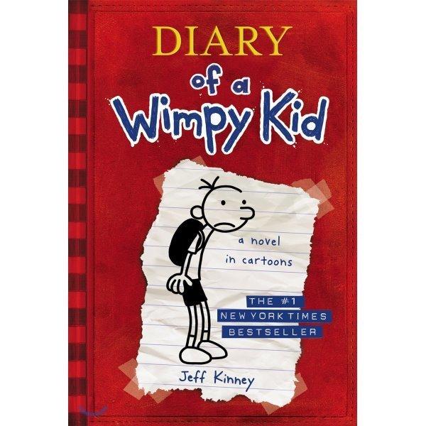 Diary of a Wimpy Kid  1  Jeff Kinney