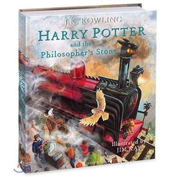 Harry Potter and the Philosopher s Stone : Illustrated Edition (영국판) : 해리포터 일러스트판...