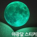 KOCHA 야광 달 스티커 축광 데코 포인트 꾸미기