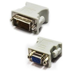 MBF-DVI-D-D / DVI-D(M) to RGB(F) 듀얼 젠더