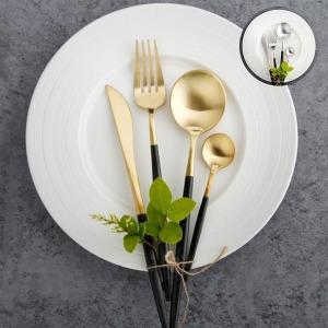 명품 식탁 모던 커트러리 수저세트/포크세트