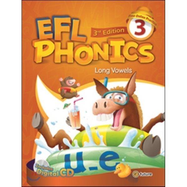 EFL Phonics 3  Jay Yang Sophia Yu Lewis Anthony Thompson