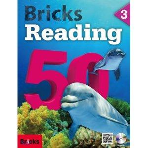 Bricks Reading 50 3 : 영어 학습 1년차