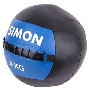 사이먼 월메드볼 9kg/월볼 웨이트볼 메디신볼 중량 볼