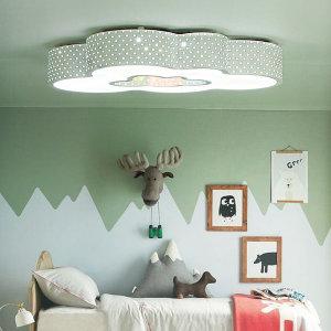 LED방등 구름이50W 키즈방등 아이방등 어린이 LG정품
