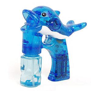 LED돌고래자동버블건(블루)