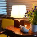 휴 단스탠드(브라운) + LED 전구색