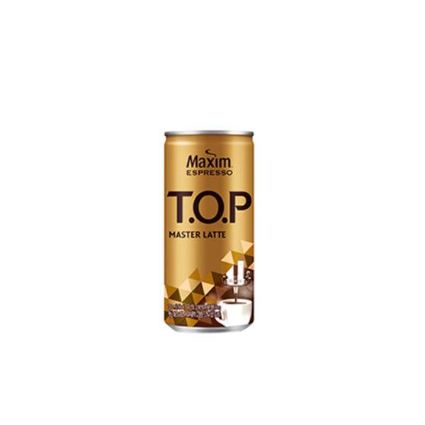 TOP(마스터라떼) 200ML X 30캔